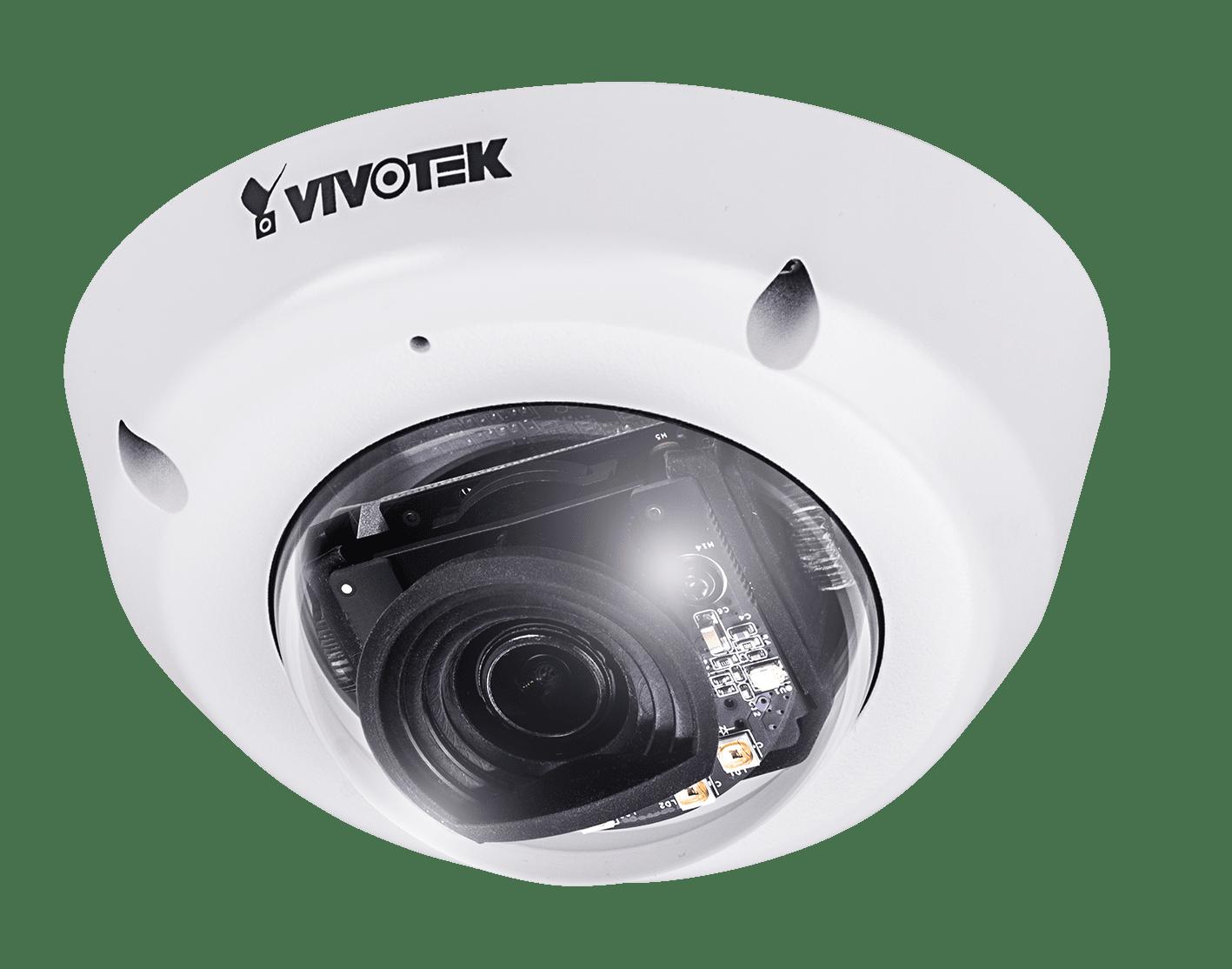 Md8565 N Mobile Dome Network Camera Vivotek